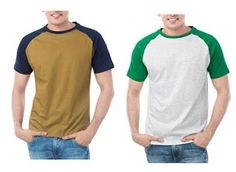 T-Shirts Sportswear(Pack 2) worth Rs.798 at Rs.498 + 5% OFF- Inkfruit