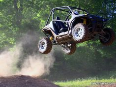 SXS Headquarters stocks a complete line of aftermarket UTV parts and accessories. For more information about Polaris RZR Parts, Polaris RZR Accessories, Can Am Maveric Parts, please visit http://sxsheadquarters.com My favorite thing other than swimming .. JUMPING !!