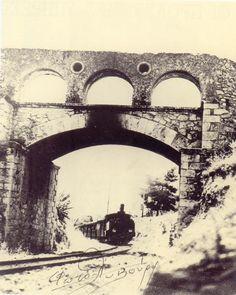 Kalogreza, 1920 Old Photos, Vintage Photos, Greek History, Old Trains, Athens Greece, Nostalgia, The Past, Knowledge, Photography