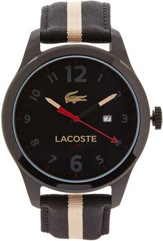 LACOSTE 2010724 Black Men's Watch