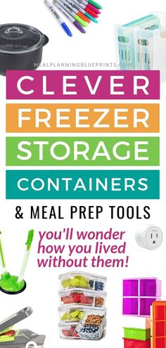 21 Clever Freezer St
