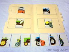 Little Family Fun: Learning Activities