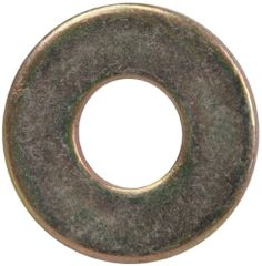 """4"""" diameter Washer for outside games (in place of a beanbag/cornhole game"""