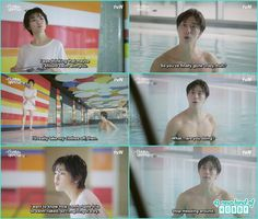 ha won tease Ji woon while swimming - Cinderella and Four Knights - Episode Korean Dramas, Korean Actors, Cinderella And Four Knights, Park So Dam, Good Morning Call, Oh My Venus, Ahn Jae Hyun, Jung Il Woo, Korean Shows