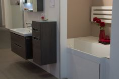 Bad, Filing Cabinet, Vanity, Bathroom, Storage, Furniture, Home Decor, Dressing Tables, Washroom