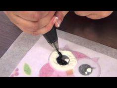 Frozen Buttercream Transfers by www SweetWise com - YouTube