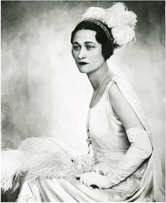 Wallis, Duchess of Windsor #chic #design