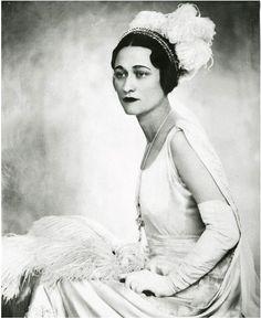 Wallis, Duchess of Windsor #chic #design