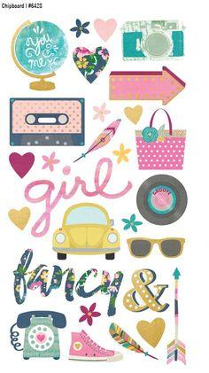 Spring 2015 Reveal Day 2 - So Fancy | Simple Stories #simplestories #SoFancy