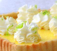 Tangy Lemon-Limoncello Pie | Noble Pig