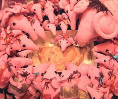 The Clangers had never seen a pasty before, but as soon as they did, they knew it was something wonderful.