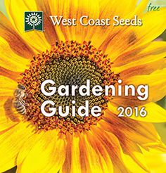 How to grow nasturtium ... West coast seed guide. Tip, require darkness for germination