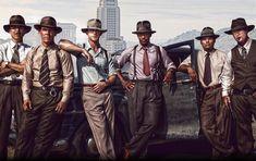 Gangster Squad Hats