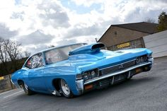 Auto Retro, Chevy Impala, All Cars, Courses, Muscle Cars, Bmw, Vehicles, Sports, Street