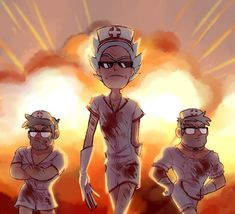 Rick Morty and Fans Rick And Morty Quotes, Rick And Morty Comic, Rick I Morty, Shows Like Gravity Falls, Rick And Morty Crossover, Rick And Morty Characters, Cartoon As Anime, Anime Art, Cartoon Crossovers