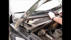 Cabin air filter replacement- PT Cruiser