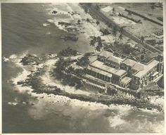 Aerial view of Mount Lavinia Mansion taken by a pilot of the R. Aerial View, Sri Lanka, City Photo, River, Mansions, Pilot, Outdoor, Mansion Houses, Outdoors
