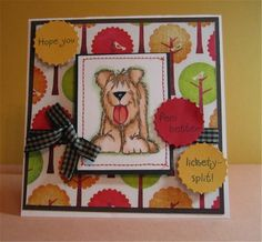 Lickety-Split by GailNM - Cards and Paper Crafts at Splitcoaststampers