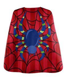 Loving this Spider Cape on #zulily! #zulilyfinds