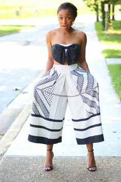 StyleLust Pages: Culotte Coolin