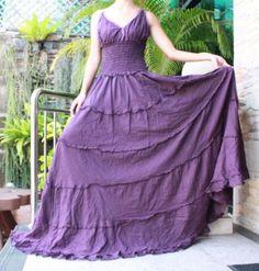 summer dress CRAFT
