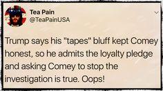 Trump is a lying crook