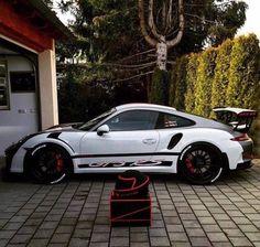 amazing body paint Porsche 911 GT3 RS 2017