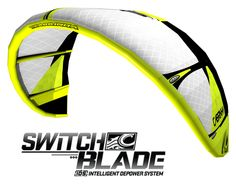 My weapon of choice for 2012. The Cabrinha Switchblade.  My quiver: 7-9-11-14m