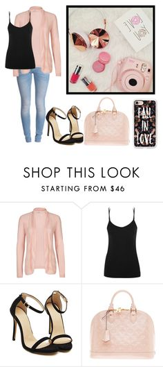 """Pink 💗"" by grateful-angel ❤ liked on Polyvore featuring Commando, Louis Vuitton and Casetify"