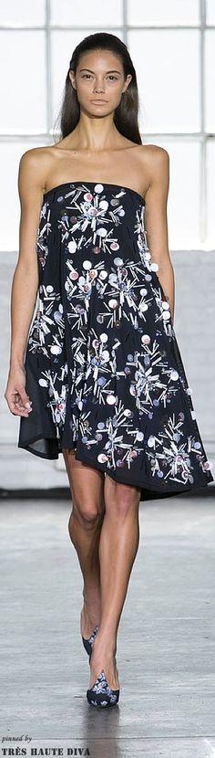 #NYFW Tanya Taylor Spring 2014 RTW http://www.nytimes.com/fashion