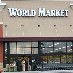 World Market!