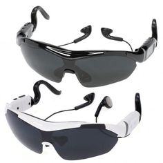 Bluetooth Voice Control Touch Control Talk Function Headset Micphone Smart Glasses