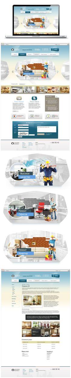 Ideas & Inspirations für Web Designs Aksioma Business on Behance           < repinned by    Take a look at  Schweizer Webdesign http://www.swisswebwork.ch