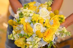 yellow and grey wedding...JLM moments
