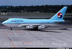 Korean Air Boeing 747SP