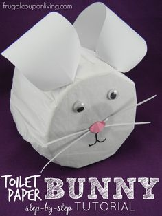 Toilet Paper Easter