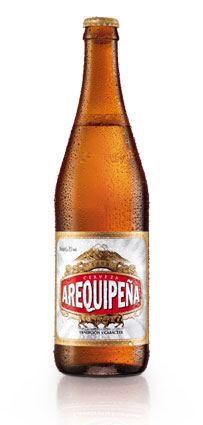 """Arequipeña Hecha con orgullo. Cerveza Arequipeña es una marca regional emblemática de Arequipa, que representa la tradición y el carácter de los arequipeños, ideal para celebrar a su manera: """"a la arequipeña."""""""