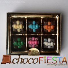 As seen on / Tel que vu sur: http://chocofiesta.ca #chocofiesta #cadeau #chocolat