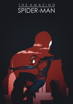 I'm a fan of minimalist film posters (The Amazing Spiderman) - TheChive