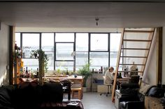 """sc-images: """" new home in hackney wick, london, england, 2015 """""""
