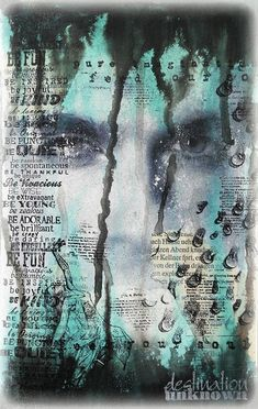 Susanne Rose Designs: Art Journal Page