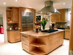 HGTV experts share favorite kitchen islands for multi-tasking and entertaining guests in the kitchen.
