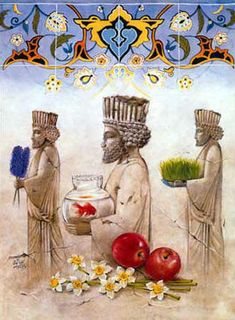 Nowruz - a Quick Overview. The Significance and Symbolism of Nowruz. Pre-Nowruz Festivities and Observances. Zoroastrian Heritage . Author: K. E. Eduljee