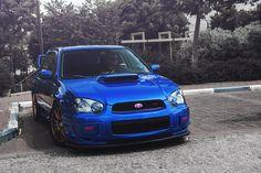 Subaru WRX STI | by Shahaf Shai