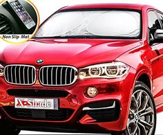 No.1 Car Windshield Sunshade With Non Slip Mat - Cool FRE... http://www.amazon.com/dp/B00E5OUOCQ/ref=cm_sw_r_pi_dp_bDWjxb11PQ0DW
