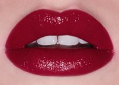 Glamour 101 Deep Red Opaque Lipstick