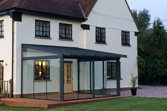 Glass Rooms, beautiful house extensions ideas