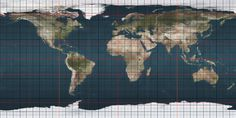 Earthmap720x360 grid - Geographic coordinate system - Wikipedia