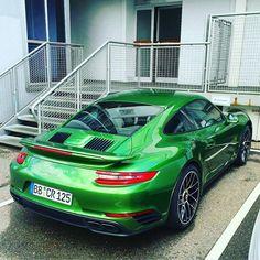 Yay or nay? The all new Porsche 991.2 Turbo S. Photo by @skgt3rs #petrolheadworld #porsche911turbo #porsche911 by petrolheadworld