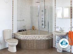 Search results for: 'bathrooms bathroom products baths bath shower screens crystal tech folding shower bath screen product' Bath Shower Screens, Bathroom Bath, Bathroom Ideas, Double Garage, Health And Beauty Tips, Bath Decor, Industrial Chic, Corner Bathtub, House Design